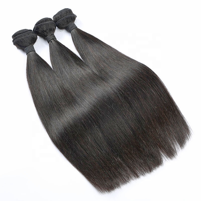 ISHE wholesale natural black silky straight <strong>virgin</strong> <strong>hair</strong> <strong>bundles</strong> cheap <strong>brazilian</strong> <strong>hair</strong>