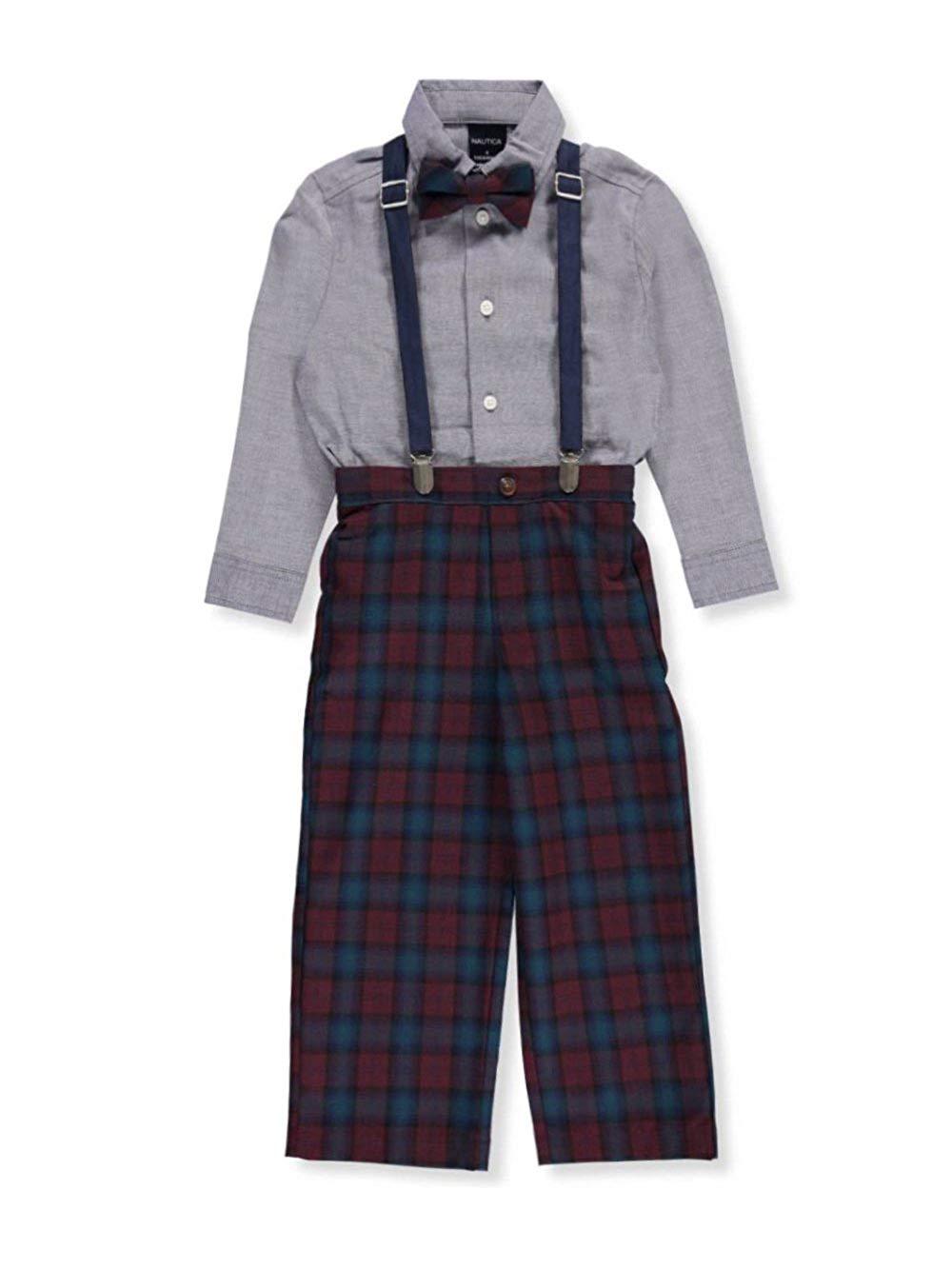 Nautica Little Boys' 4-Piece Outfit