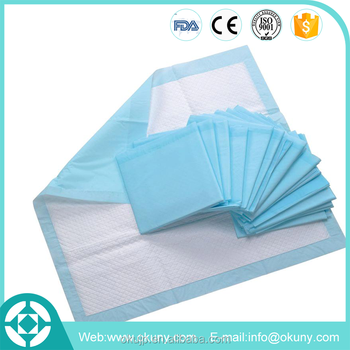 Disposable high quality underpad made in China