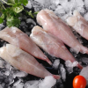 Spain market Good Price New Gutted frozen monkfish tail