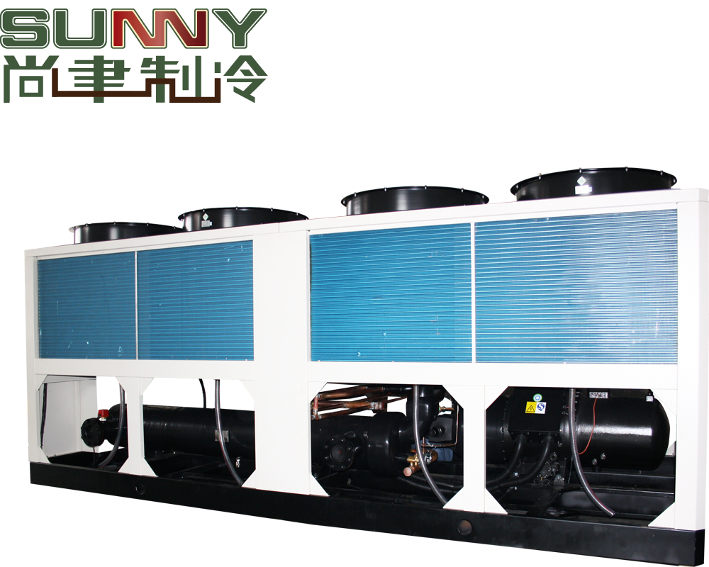 China Supplier reverse and lack phase protection industrial chiller systems