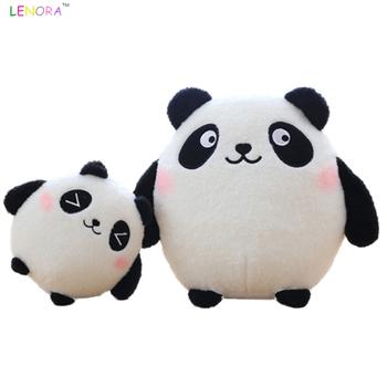 f606fa5d9fa6 Wholesale Cute Cartoon panda soft plush toy OEM manufacturer custom plutus cat  stuffed doll baby toy
