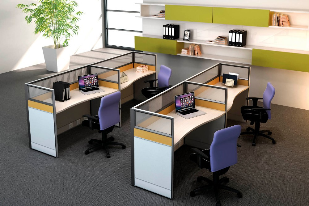 2 Person Godrej Office Furniture Modern With Partition Desk Buy