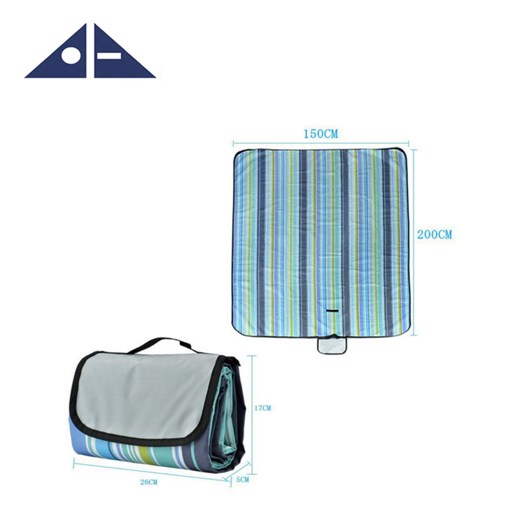 Outdoor & Picnic Blanket Extra Large Rainproof and Waterproof Portable Beach Mat For Camping Hiking Festivals