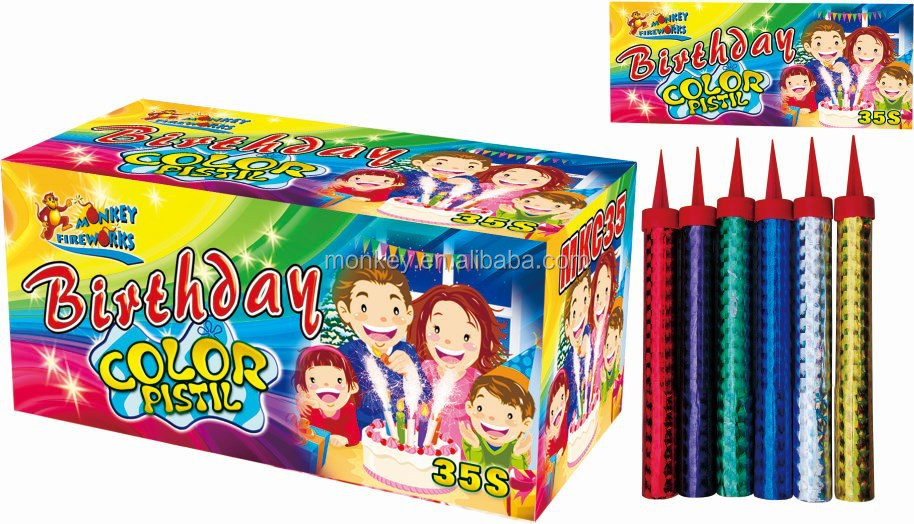 sparkler candle cake fireworks candles