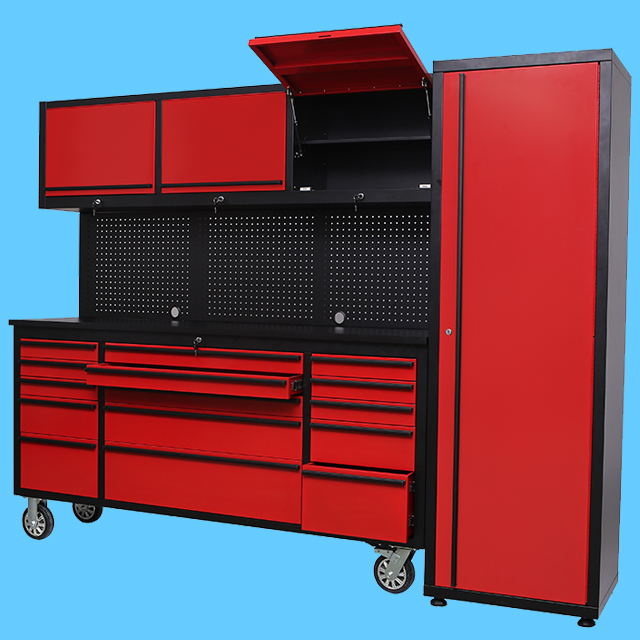 Hyxion 72inch tool box /tool storage drawers workbenches
