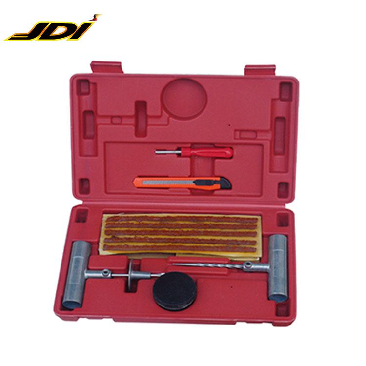 JDI-Q43 robuste Pneu outil de réparation kit 27 pièces