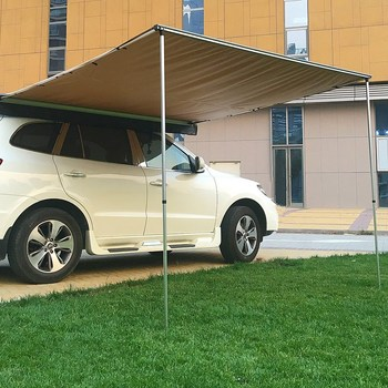 waterproof roof top tent camping equipment camper awning tent car