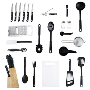 32-Piece Innovative Smart Kitchen Gadgets Tools Set ,Household Multi Kitchen Utensils Accessories Tools