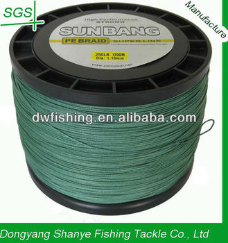 300lb wholesale fishing tackle japan braided fishing line for Bulk braided fishing line