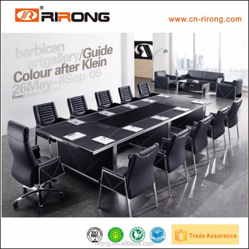 Modern luxury 10 person conference room table for 10 person conference table dimensions