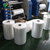 25 years factory Machine Wrap LLDPE Casting Stretch Film jumbo roll shrink wrap film For Packing