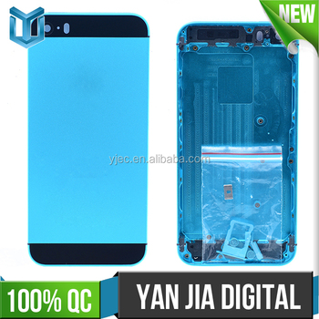 for iphone 5c back housing, for iphone 5c back cover housing replacement made in china with cheap price