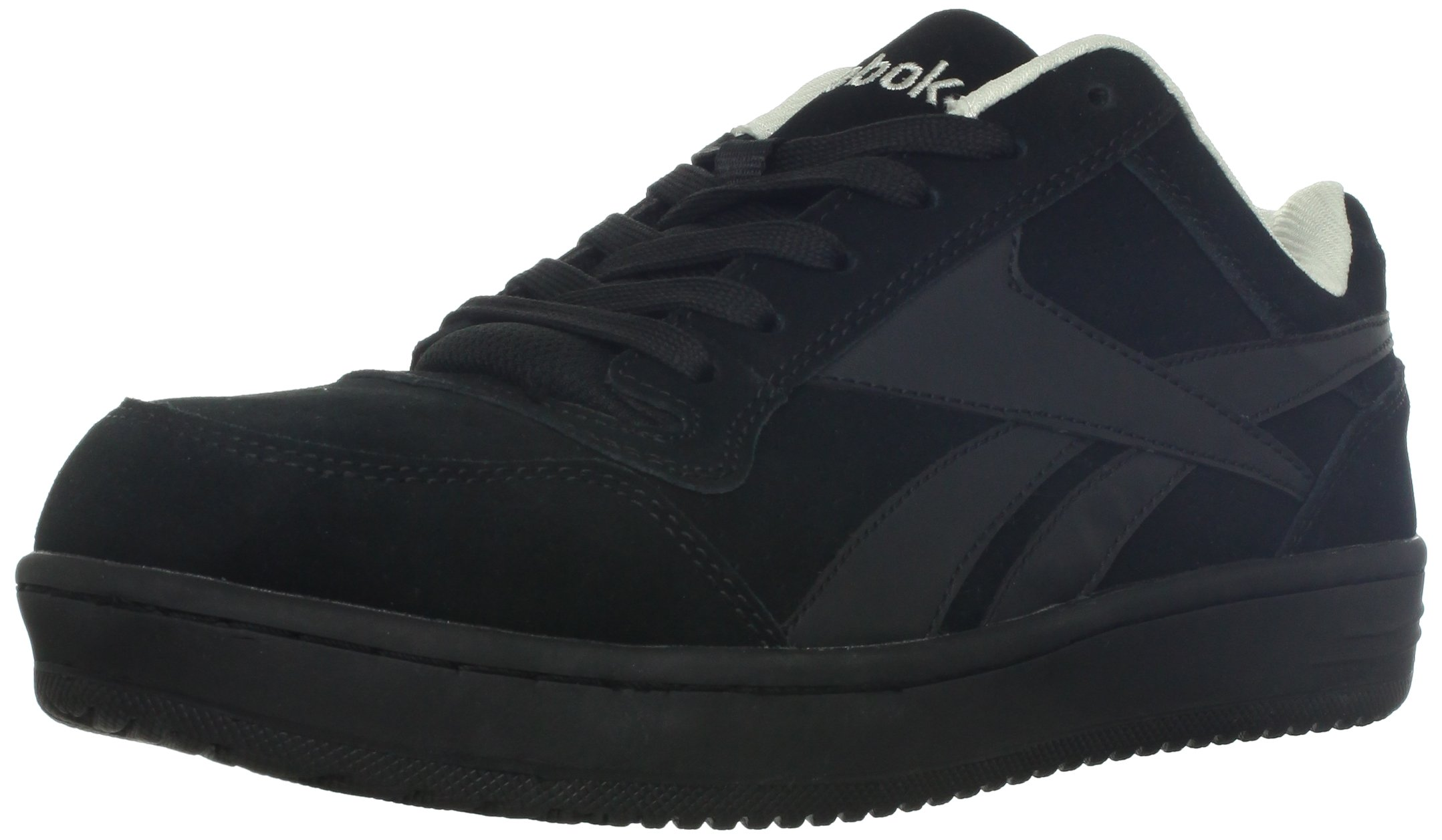 Reebok Work Men s Soyay RB1910 Skate Style EH Safety Shoe 7e92237d2