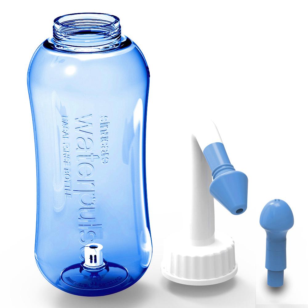 Waterpulse Pro YT-500 500 мл цветные носовые орошения носовые бутылки для мытья ног FDA сертификация