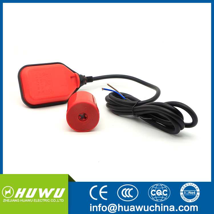 Float ball type level switch water tank float switch