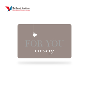 Customized High Quality Best Price Visa Gift Card