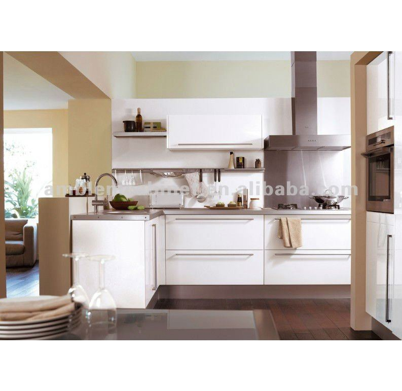 Lacquer Kitchen Cabinets With Long Handles High End Quality In The World -  Buy Kitchen Cabinet,Kitchen Cabinets,Cupboard Product on Alibaba.com
