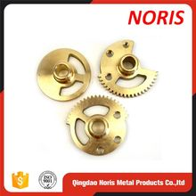 New Product Design High Precision Small Brass Worm Gears