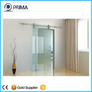 Modern Style Interior Frameless Glass Sliding Door System Buy Frameless Glass Sliding Door