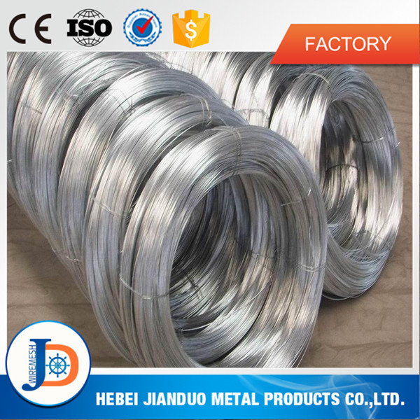 China sale Electric or Hot dipped Galvanized iron steel wire Binding wire