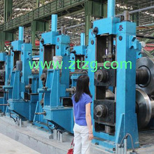 Complete set cold formed pipe making machine