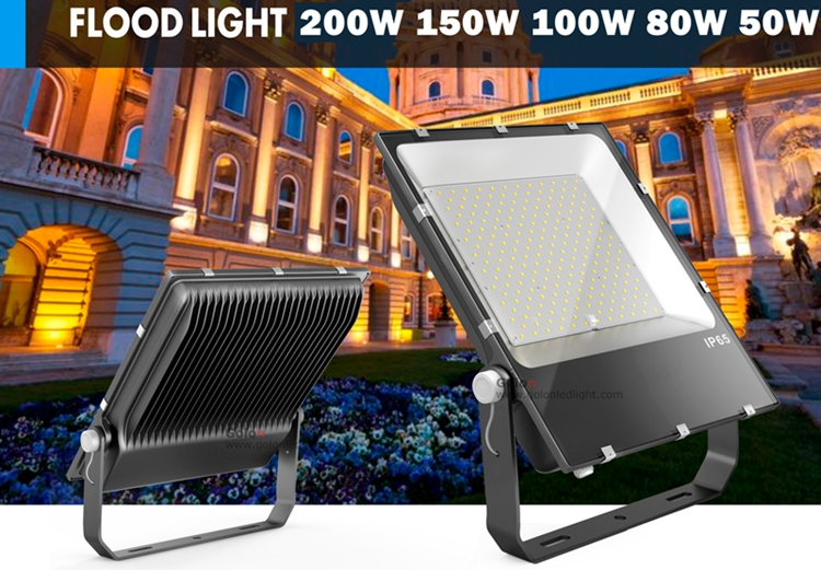 Led Projector Light 200w For Paddle Tennis Badminton Basketball ...
