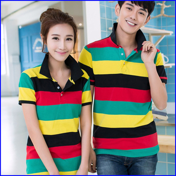 577c127b 2017 made in china best price sports short sleeve custom polo couple t-shirt