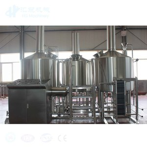 2000L Craft Micro Brew Beer Microbrewery Equipment Beer Brewing Equipment