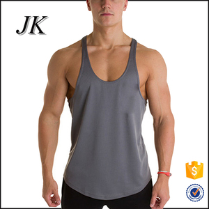 fitness mens wholesale tank top stringer from OEM Manufacturer