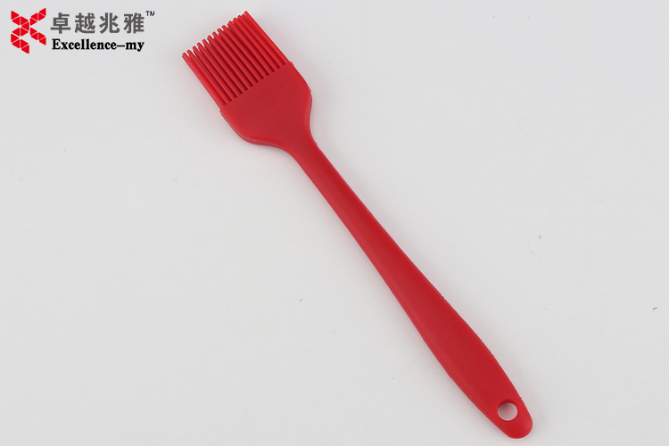 Food Grade Small Size Silicone Kitchen Cooking Oil Brush For BBQ