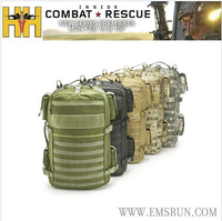 Trunk backpack EVA first aid kit instrument updated army medical bag