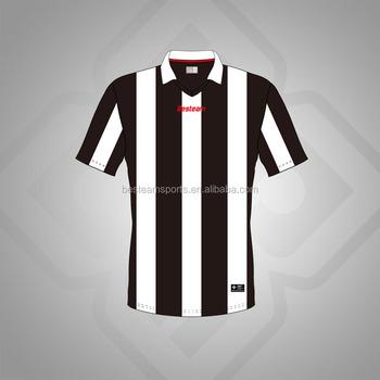 e732d7c86 Custom sublimation usa striped soccer jersey thailand national team bulk soccer  jerseys