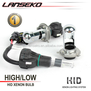 Lanseko factory upgrade headlight bulbs h1 h3 h4 h7 h9 h11 h27 hb3 hb4 OEM upgrade hid kit