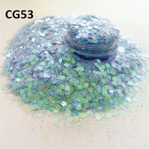 Supply Hexagon PET Chunky Glitter Cosmetic Glitter