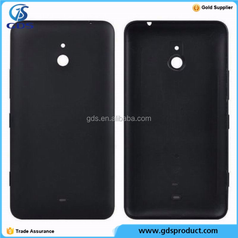 Black Back Rear Housing Cover Battery Door Case For Nokia Lumia 1320