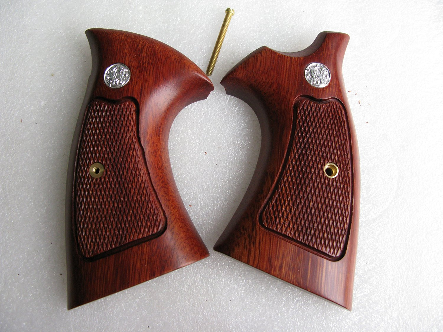 Revolver smith grips and wesson Smith &