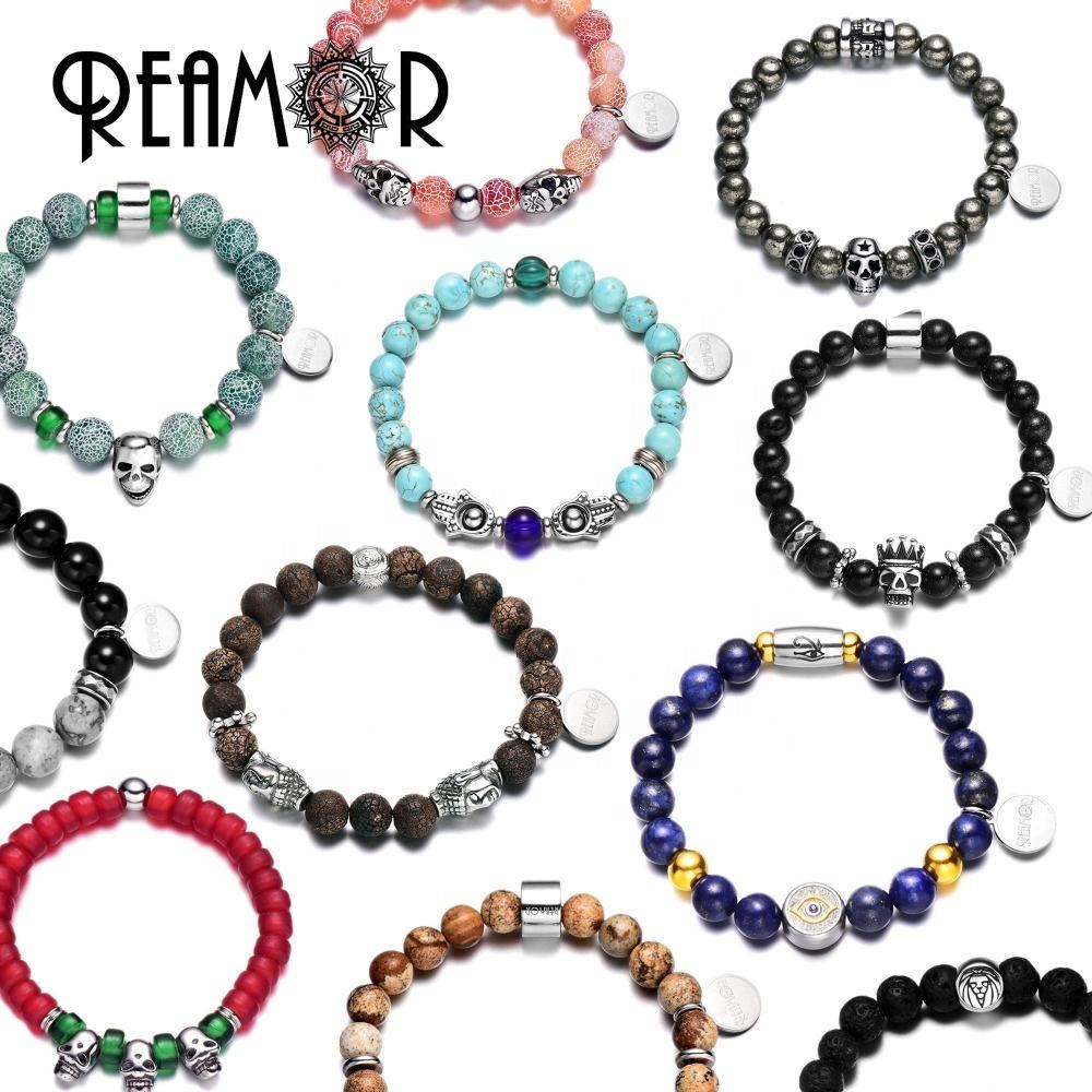 REAMOR Free Shipping Top Selling Nature Irregular Iron Pyrite Beads Loose Bead Ironstone Jewelry Making