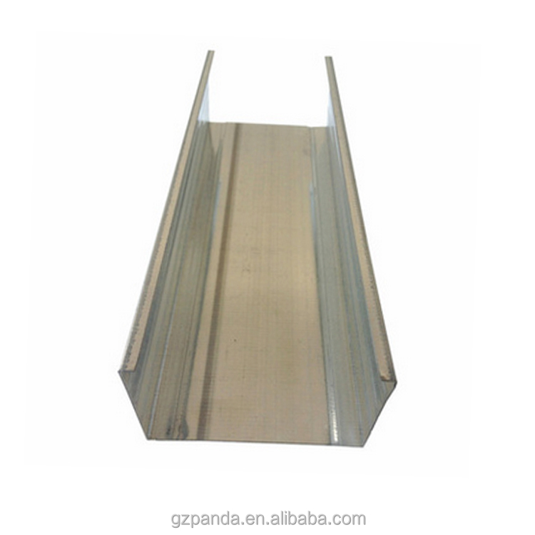 Structure Galvanized Steel Frame Profile