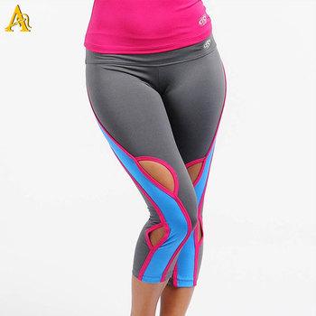 New Design Custom Women Tight Pants Lady Sex Legging Pants