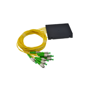 fc/apc electrical fiber optic splitter