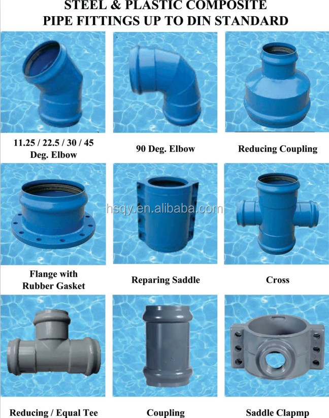 Upvc Pipe Fittings 90 Degree Female Reducing Elbow Buy