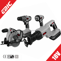 2014 New Power Tools 18V Cordless Combo Kit