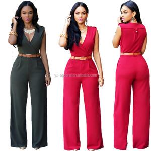 30ddb220360 China summer ladies jumpsuits wholesale 🇨🇳 - Alibaba