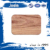 Factory Price Customized Wood Grain Aluminum Solid Panel