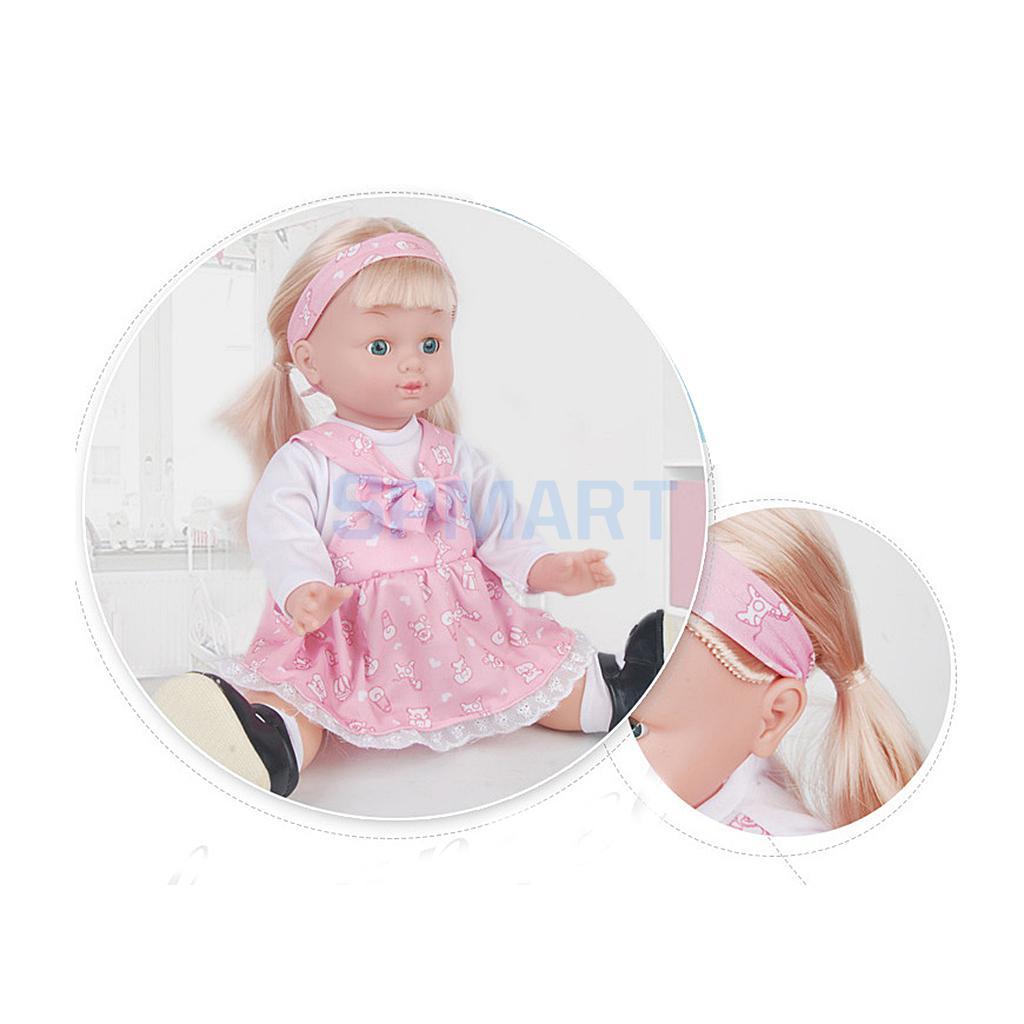 fc0d6d78b Wholesale Realistic Silicone Baby Doll Vinyl Singing Walking ...