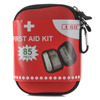 Expedition First Aid Kit, Red Hiking Travel Emergency & Survival