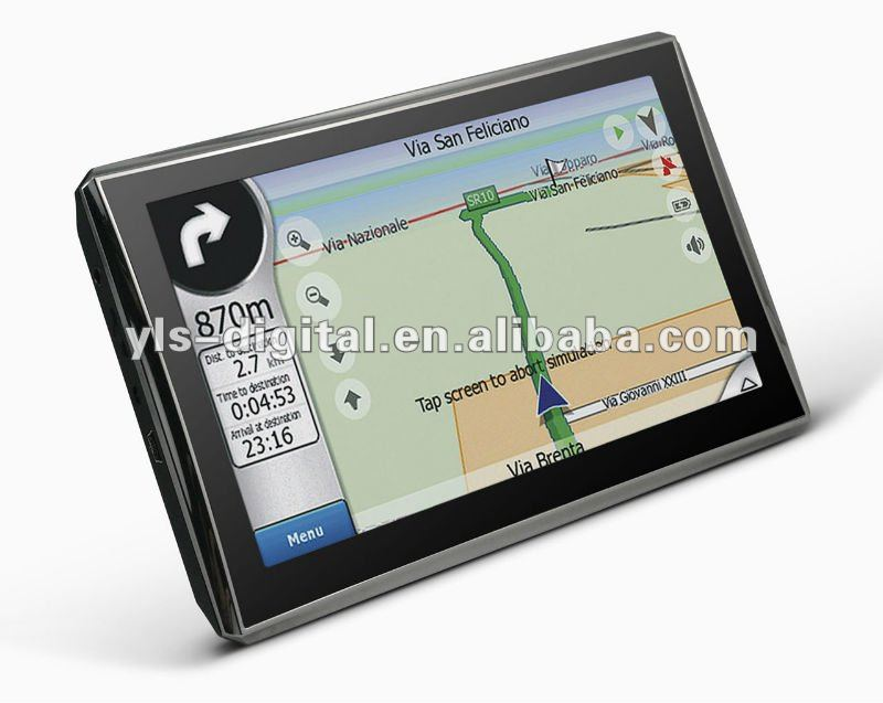 Best Sell Atlas V 7 inch Car GPS - Cars Accessory