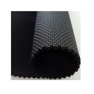 Non-Slip Shark Skin Embossed SBR Neoprene Rubber Sheet