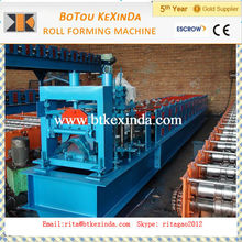 aluminium profile making machine for ridge cap